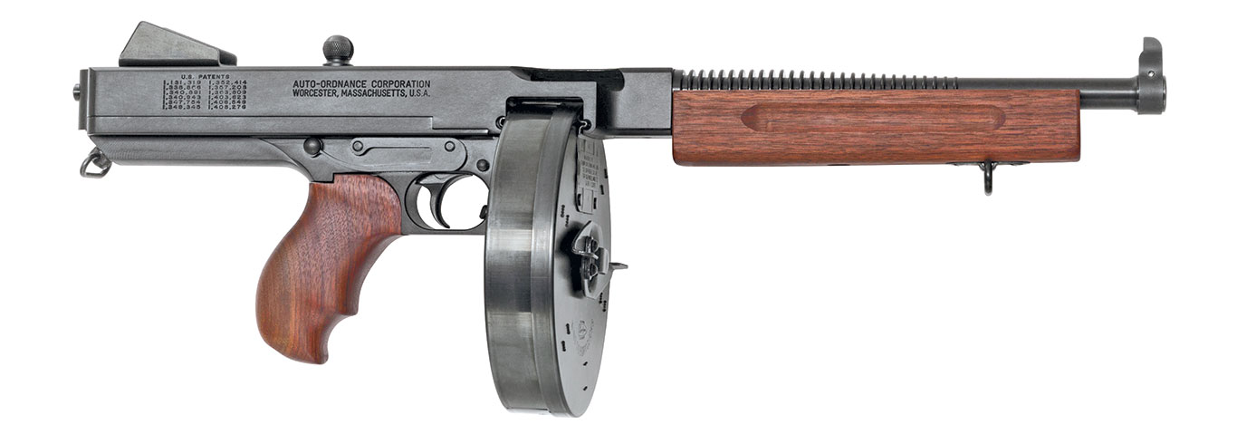 Auto-Ordnance-TA5-Thompson-Pistol