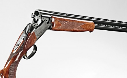 Browning's new Citori CXS is a crossover gun that's great for sporting clays, skeet, and bird hunting.
