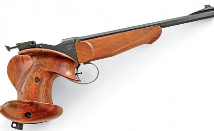 The Hammerli Model 103 Free Pistol is the one modern firearm that can claim direct descent from the dueling pistols of the 18th century.