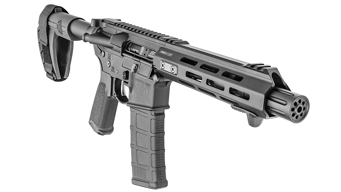 Springfield-Armory-SAINT-AR-15-Pistol,-911-.380-Auto,