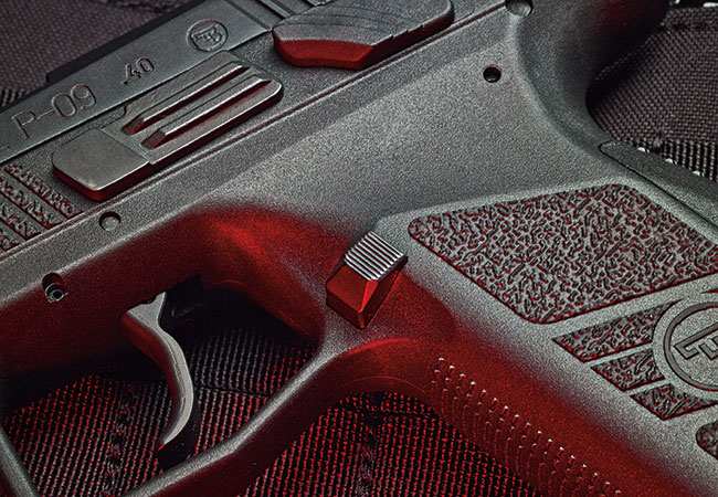 Ready for Duty: CZ P-09 Duty Review