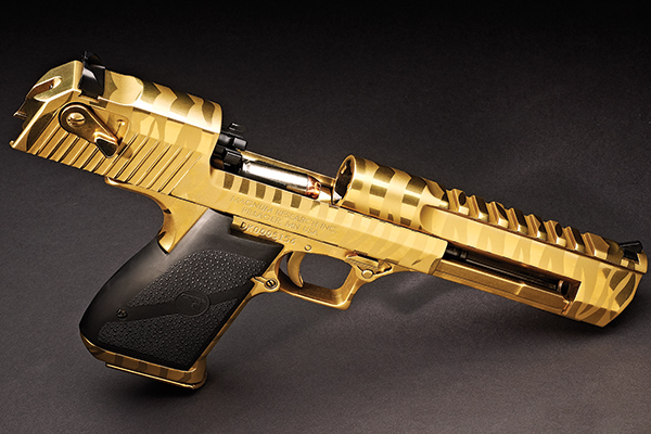 The Iconic Punisher Desert Eagle Mark Xix 50 Ae Review S