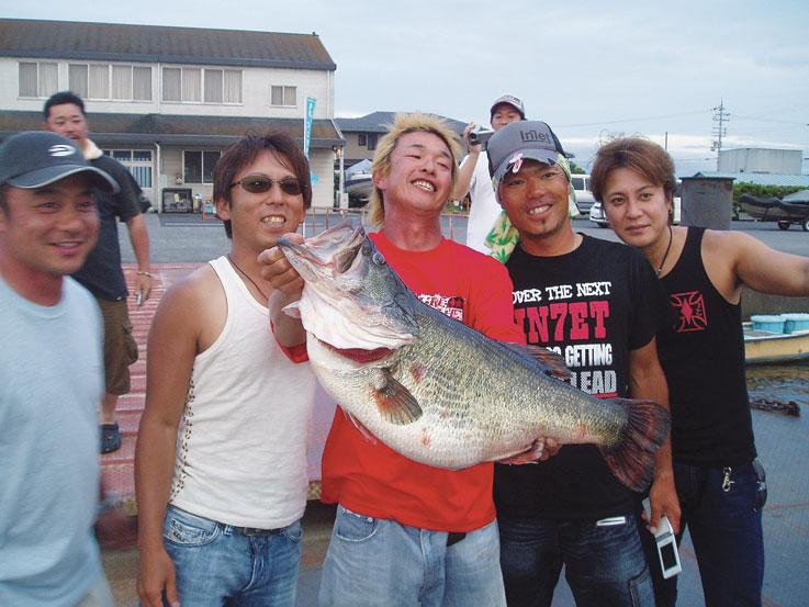 Japan Bass Fishing