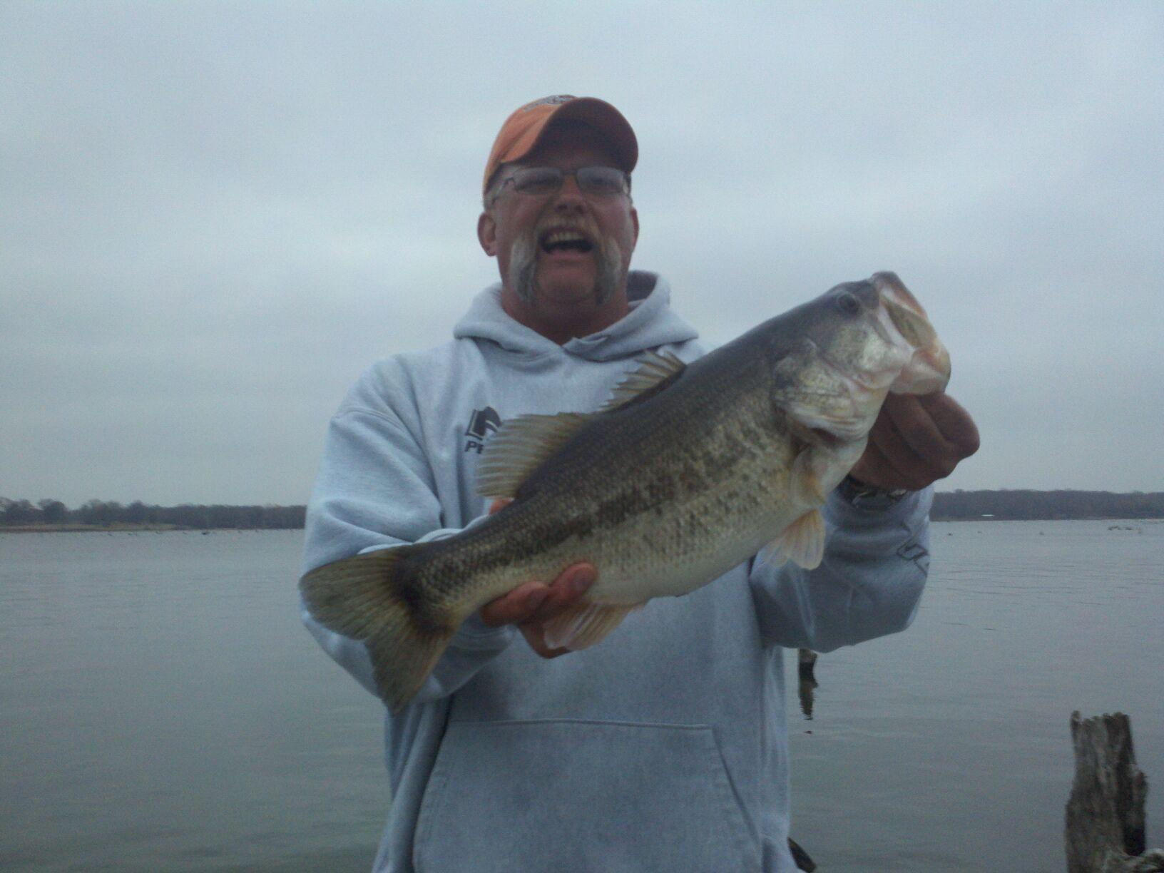 Curt Radi Hutchinson Ks  One of many.  9 to be exact. all over 7lbs with my buddy catching a