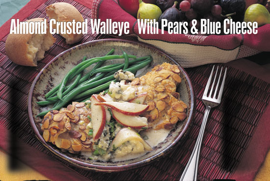 Walleye Dish