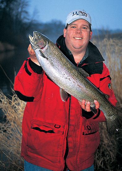 Here are some great tips and techniques for fishing slashbaits for steelhead and browns.