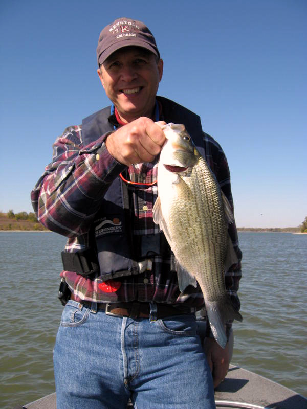 Another white bass update