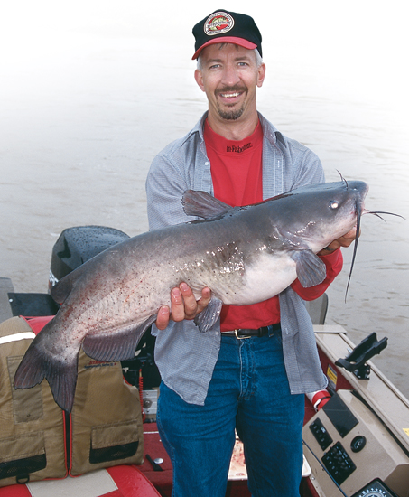 Fishing catfish with jigs. That makes a good catfish rig? Most ­catmen would say it depends on