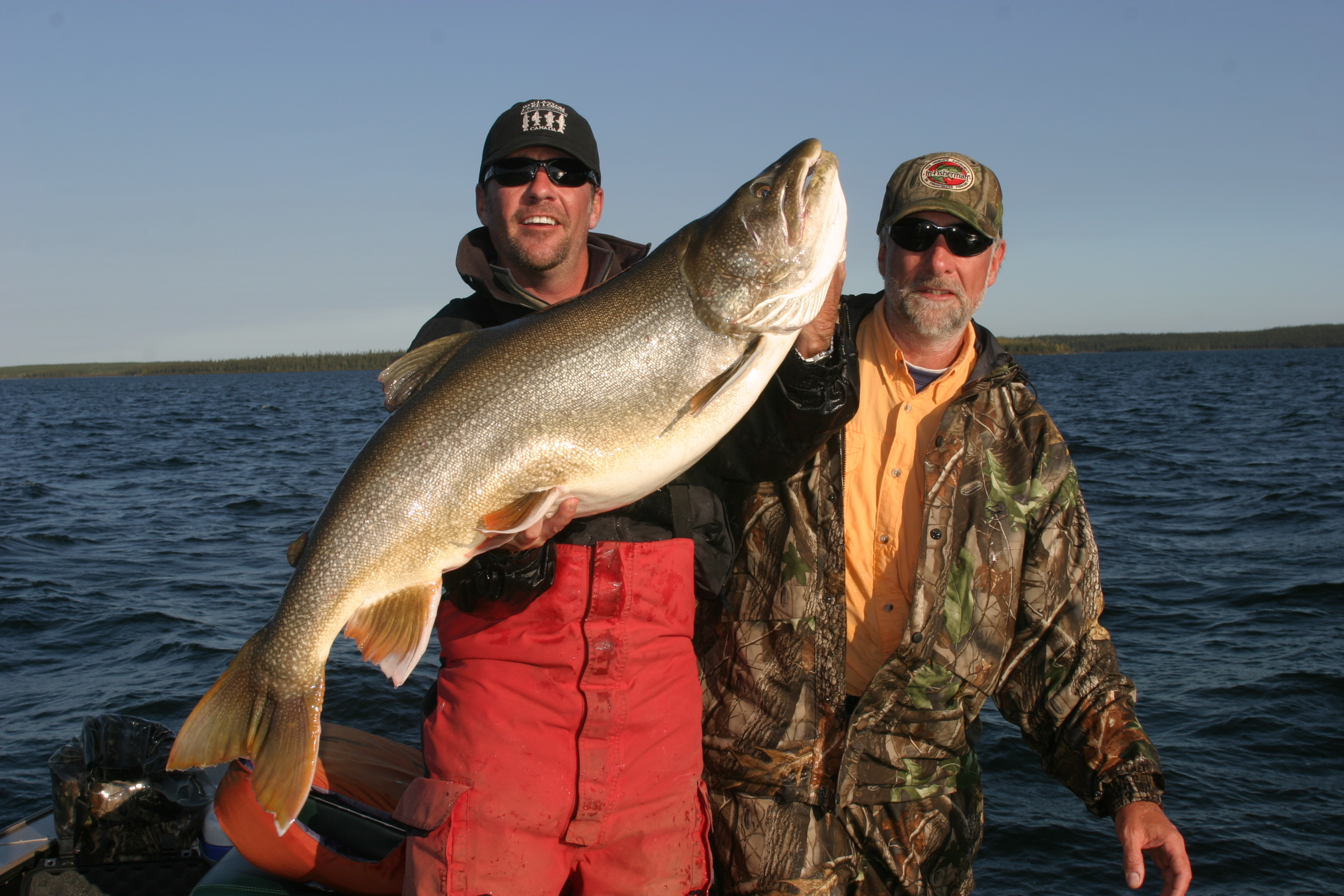 World 39 s best lake trout waters in fisherman for How to fish for trout in a lake