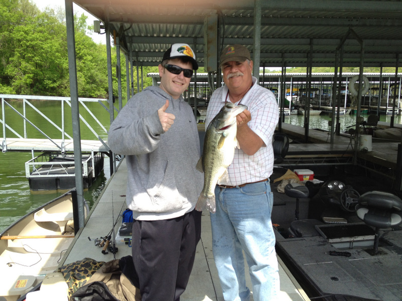 Midwest Finesse Fishing: April 2012