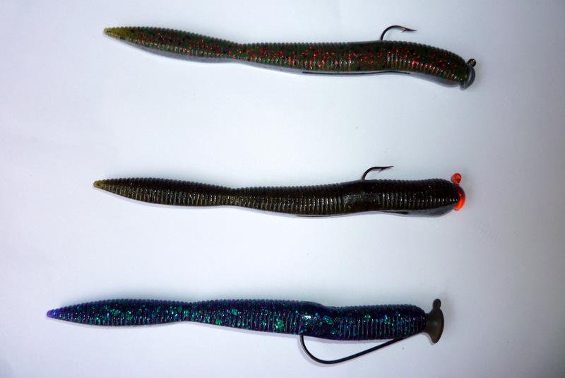 Z-Man Fishing Products' FattyZ was spawned by Luke Clausen.  Clausen hails from Spokane Valley,