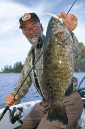 Extreme Smallmouth: Selectivity And Them Ol' Brown Fish