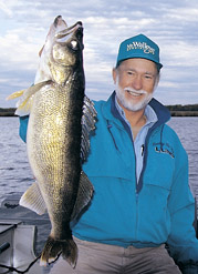 There's more to the location of spring walleyes than simply fishing on or near rocks. Myriad