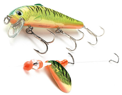 When building crankbaits, three major designs come into play: imitation, presentation, and