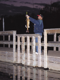 For those without access to boats and motors, walleye fishing needn't be out of reach. All across