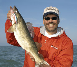 What makes better sense: Leadcore line or snap weights for open water trolling at reasonable,