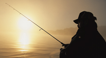 Every year about this time, folks begin looking forward to spring. Especially fisherfolks. Longer