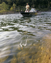 A long winter is coming to a close, and preparation for open-water fishing is in full swing. This