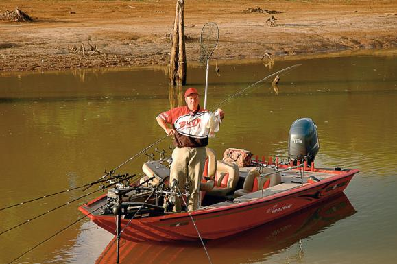 Competitive fishing has honed today's specialized bass and walleye boats. Lately, the