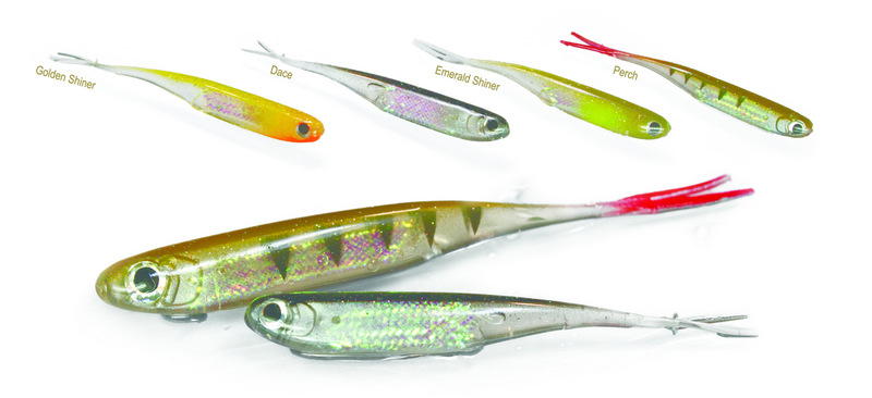 Finesse News Network's Gear Guide: Lunkerhunt's Bento Baits