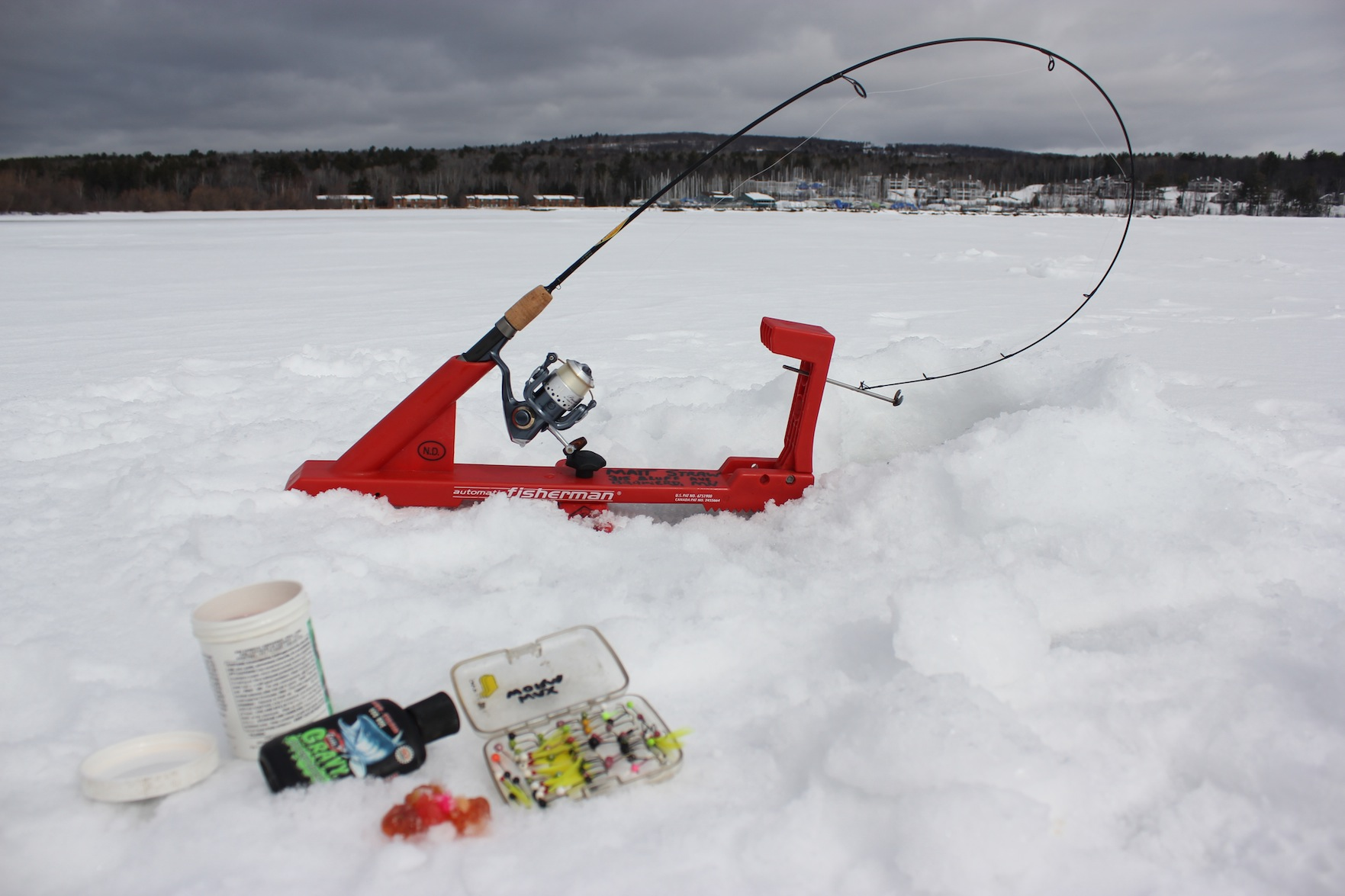 Automatic ice fisherman related keywords amp suggestions automatic ice
