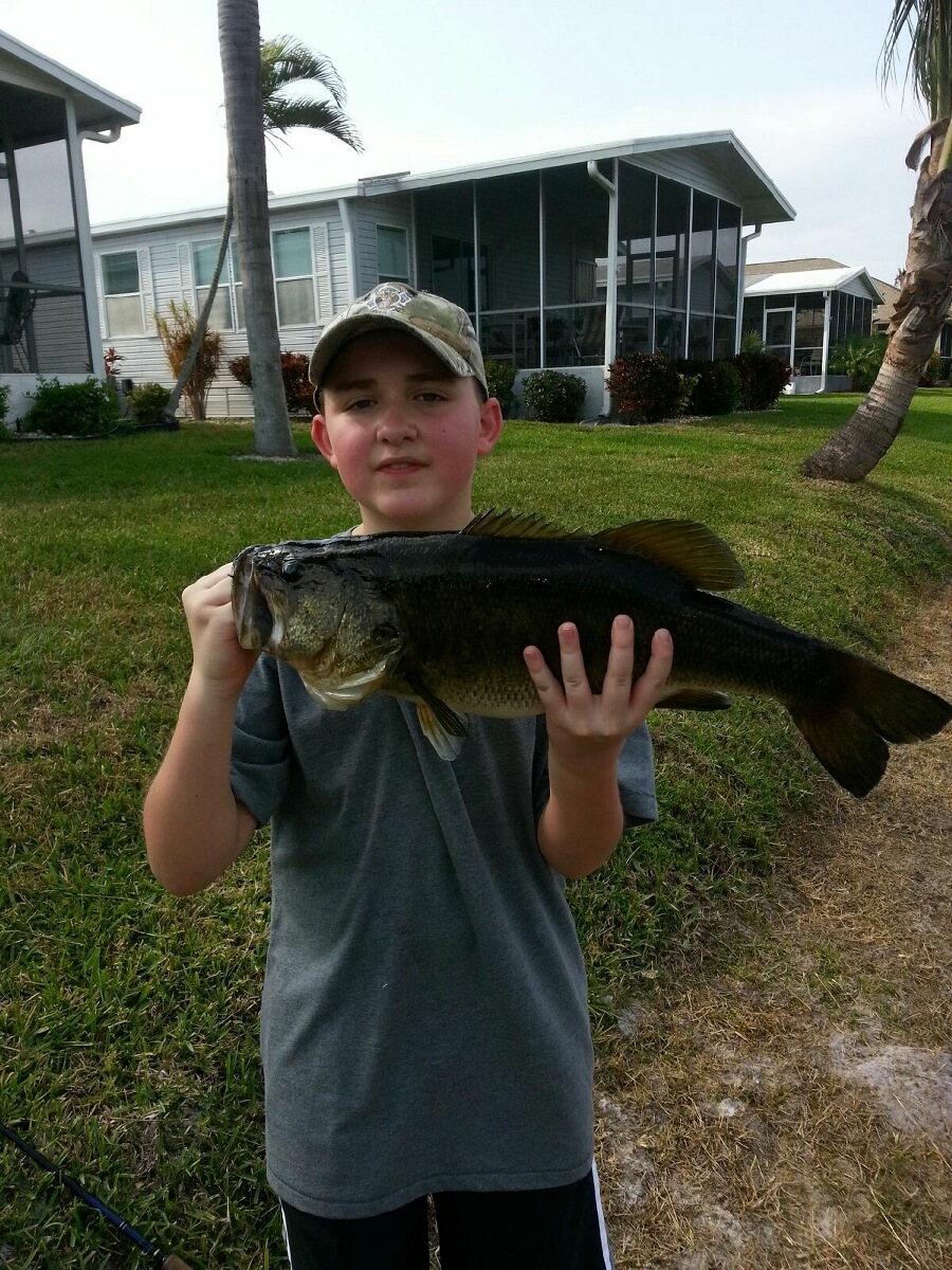 Timmy Largemouth