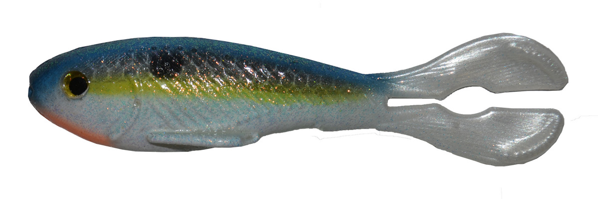 Big Bite Baits' Real Deal Shad