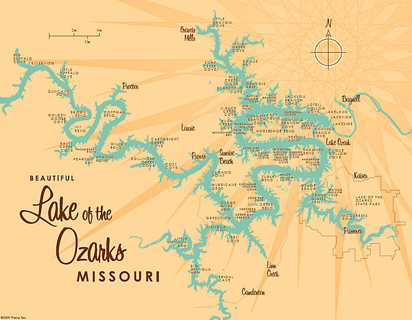 The Bassinbob website provides readers with loads of information about fishing Lake of the Ozarks.