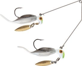 The Blakemore Road Runner Reality Shad Buffet Rig is the Midwest finesse anglers'
