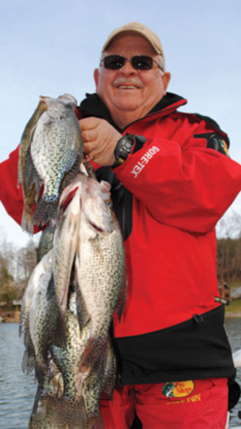 Finding Crappie