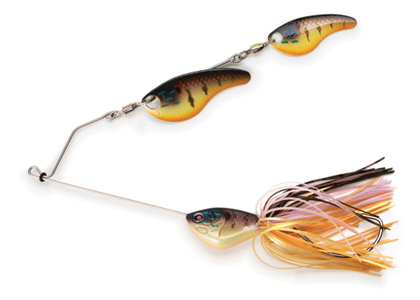 Spinnerbait options may have lost favor in some circles in recent years, but these versatile