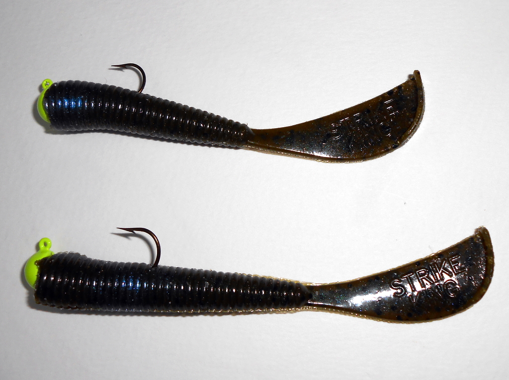 Strike King Lure Company's Rage Cut-R Worm