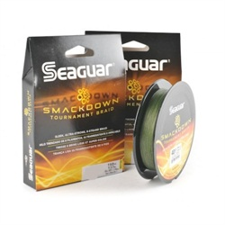 Seaguar Smackdown Braided Green