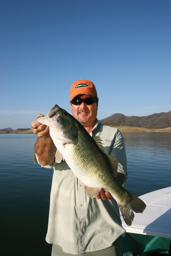 Where to Go for Winter Largemouth