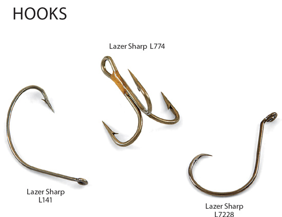 Factoring pike at first ice in fisherman for Ice fishing hooks