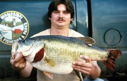 Record largemouth bass are an obsession for some, a passion for others.