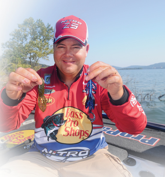 Hawgs vs. Beavers For Bass Baits
