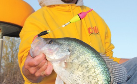 Classic fishing patterns can be counted on year-after-year. Classic panfish patterns tend to be
