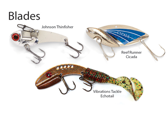Spring Walleye Fishing Tackle Choices
