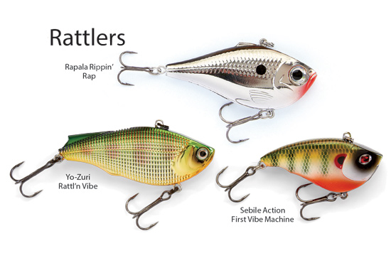 Spring walleye fishing tackle choices in fisherman for Walleye fishing tackle