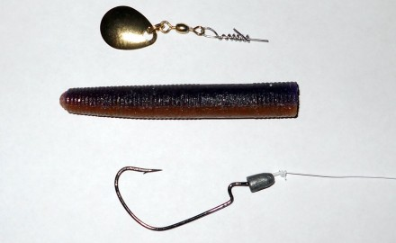 On Jan. 31, we published a column featuring Glenn Young's methods of wielding a ZinkerZ spin. It
