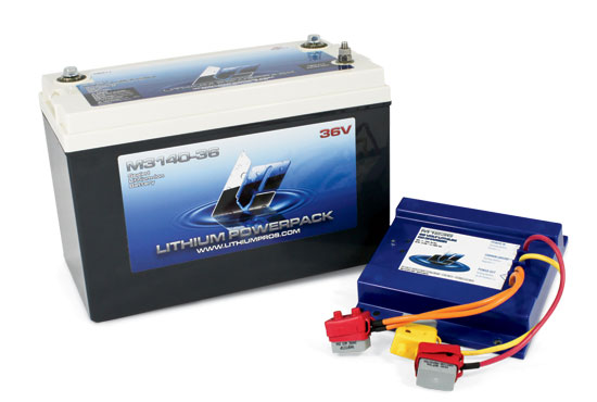 Boat Batteries & Chargers
