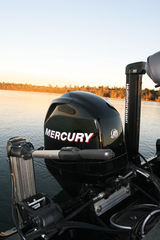 tricking out your walleye boat - in-fisherman, Fish Finder