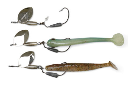 Vibrating Walleye Lures - In-Fisherman