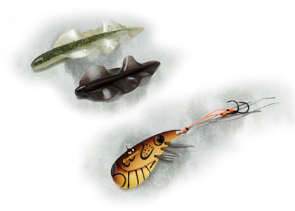 10 weird wacky wonderful fishing lures in fisherman
