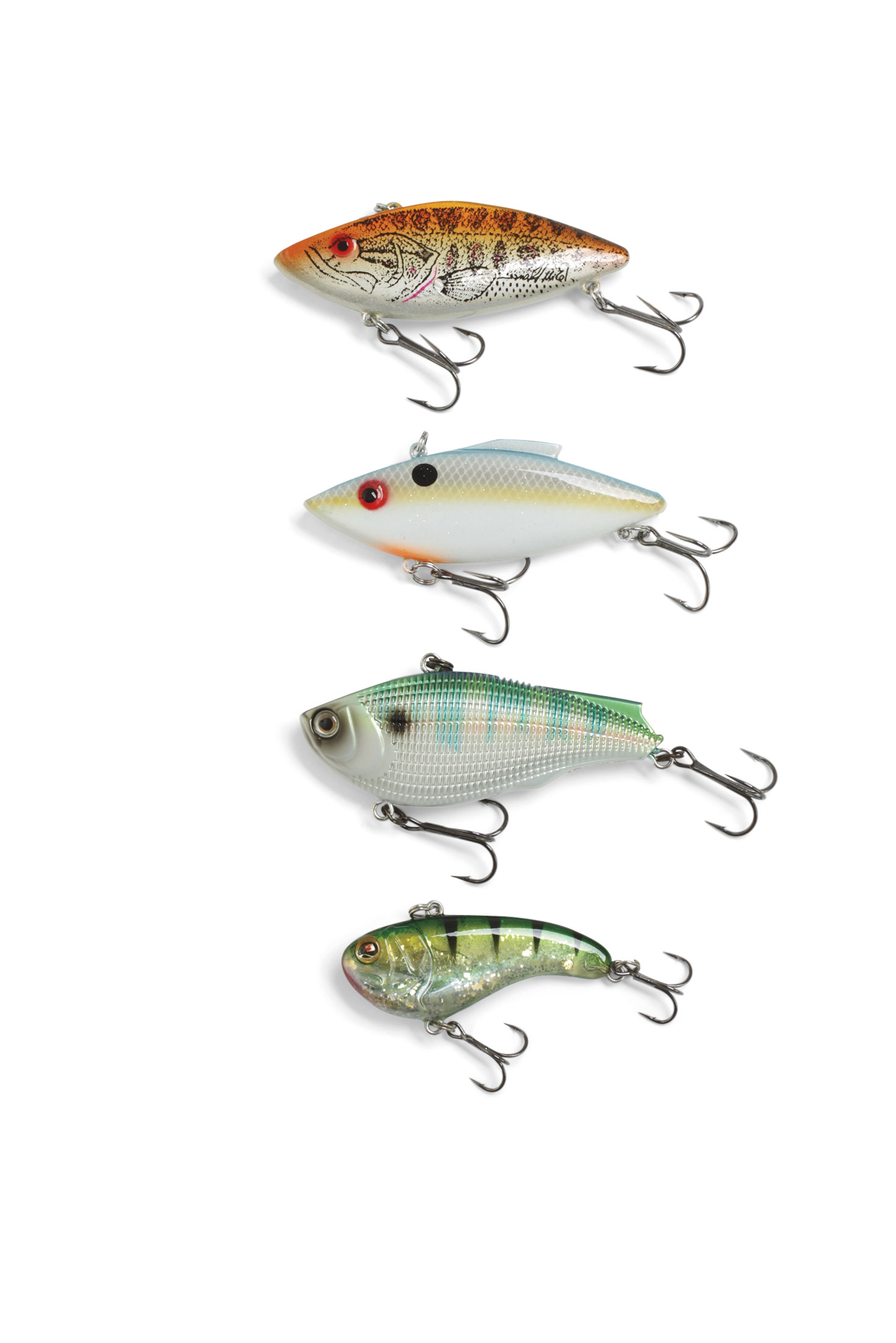 bait for large mouth bass