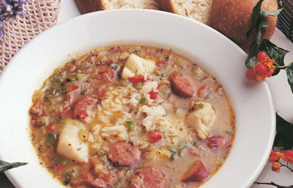 A catfish gumbo is one of the simplest and most satisfying ways to prepare fish—enough to warm
