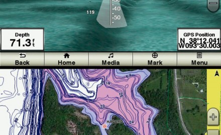 Electronic navigation and lake mapping aids have seen dramatic advances in recent years. Not long