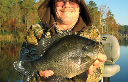 Back in the day, panfish fanatics relied on livebait to make the most of their trophy fishing, and