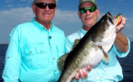 A Perfect Storm Of Giant Fish › In-Fisherman editors are among a cadre of anglers who have had